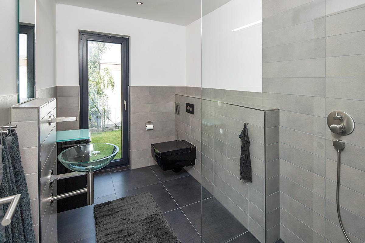 Kundenhaus familie augstein zaunm ller massivhaus gmbh for Haus design innen