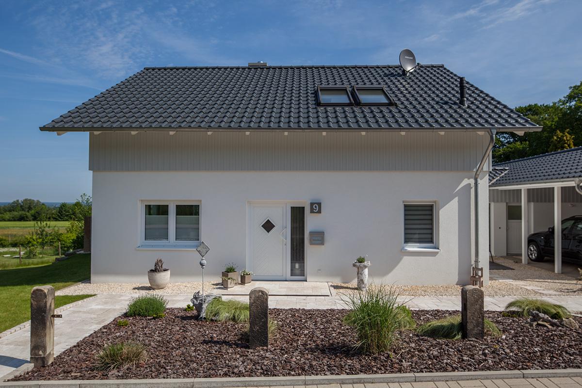 Kundenhaus Familie Günther: Zaunmüller Massivhaus GmbH