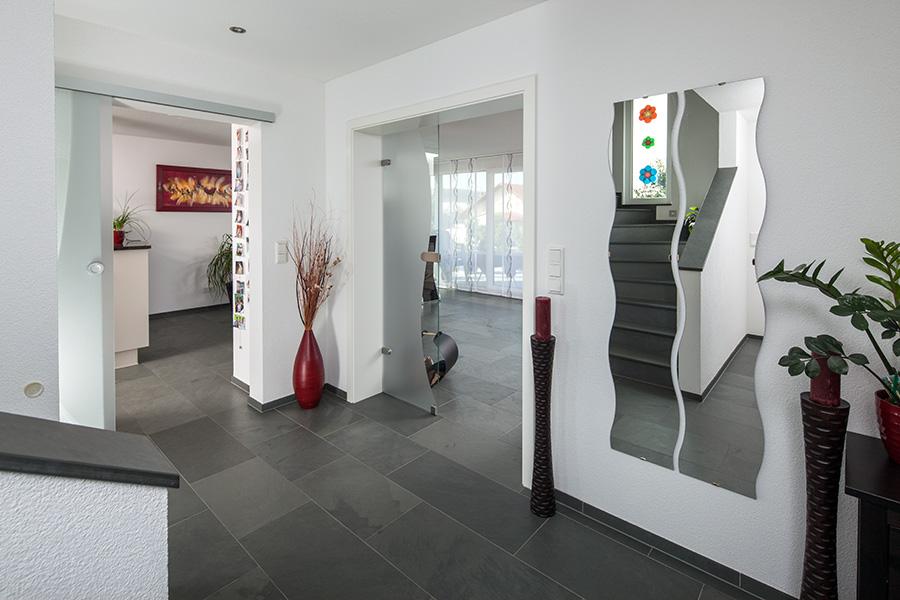 kundenhaus familie ostermann zaunm ller massivhaus gmbh. Black Bedroom Furniture Sets. Home Design Ideas