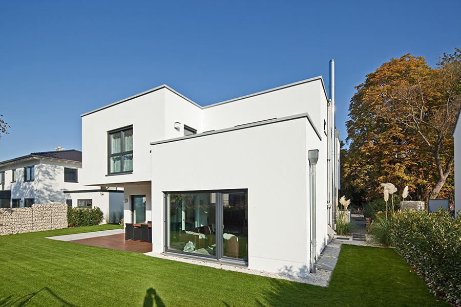 kundenhaus familie sch nborn zaunm ller massivhaus gmbh. Black Bedroom Furniture Sets. Home Design Ideas