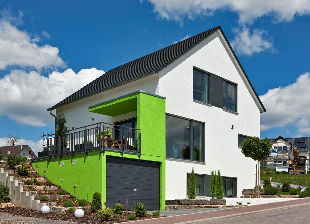 Kundenhaus Familie Thiel Zaunmuller Massivhaus Gmbh